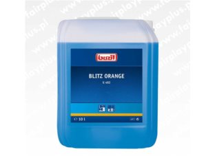 BUZIL BLITZ-ORANGE 10L-UNIW.DO CODZ.PIEL