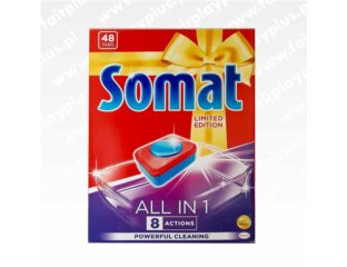 TABLETKI SOMAT ALL IN ONE 48SZT