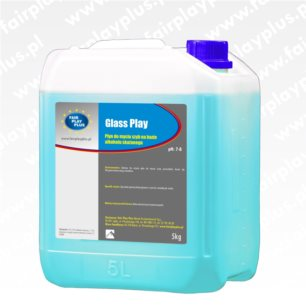 GLASS PLAY 5L (szyby,lustra)