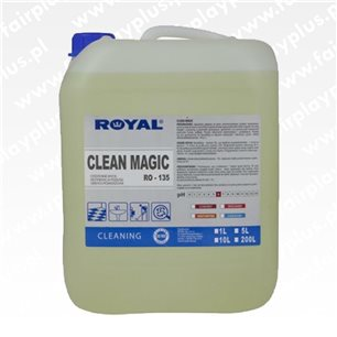 ROYAL CLEAN MAGIC NEKTARYNKA 5L