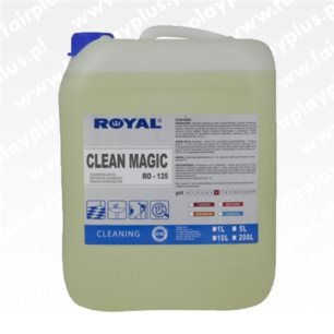ROYAL CLEAN MAGIC SICILIANO 5L